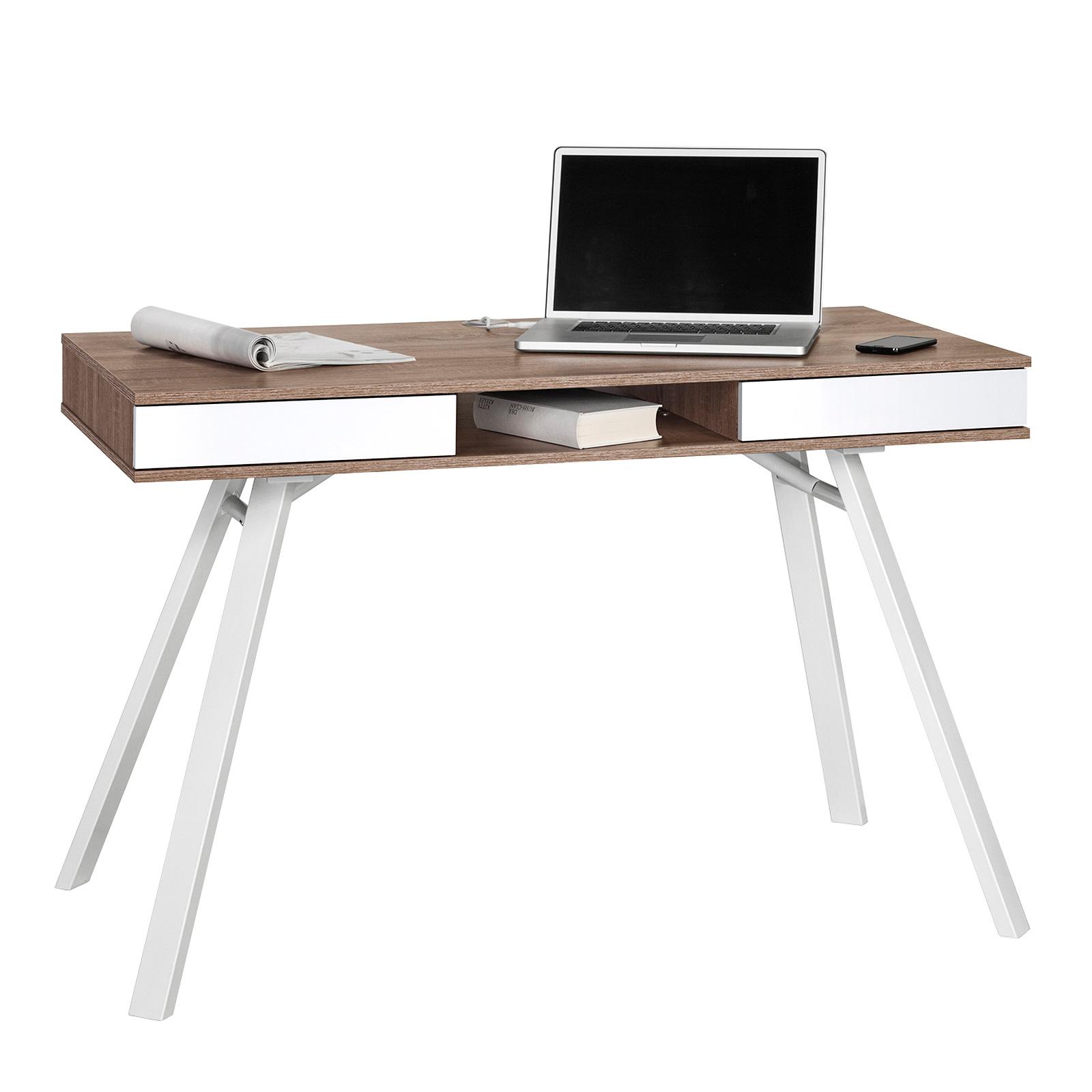 schreibtisch maja 4087 computertisch pc tisch b rotisch tisch farbauswahl ebay. Black Bedroom Furniture Sets. Home Design Ideas