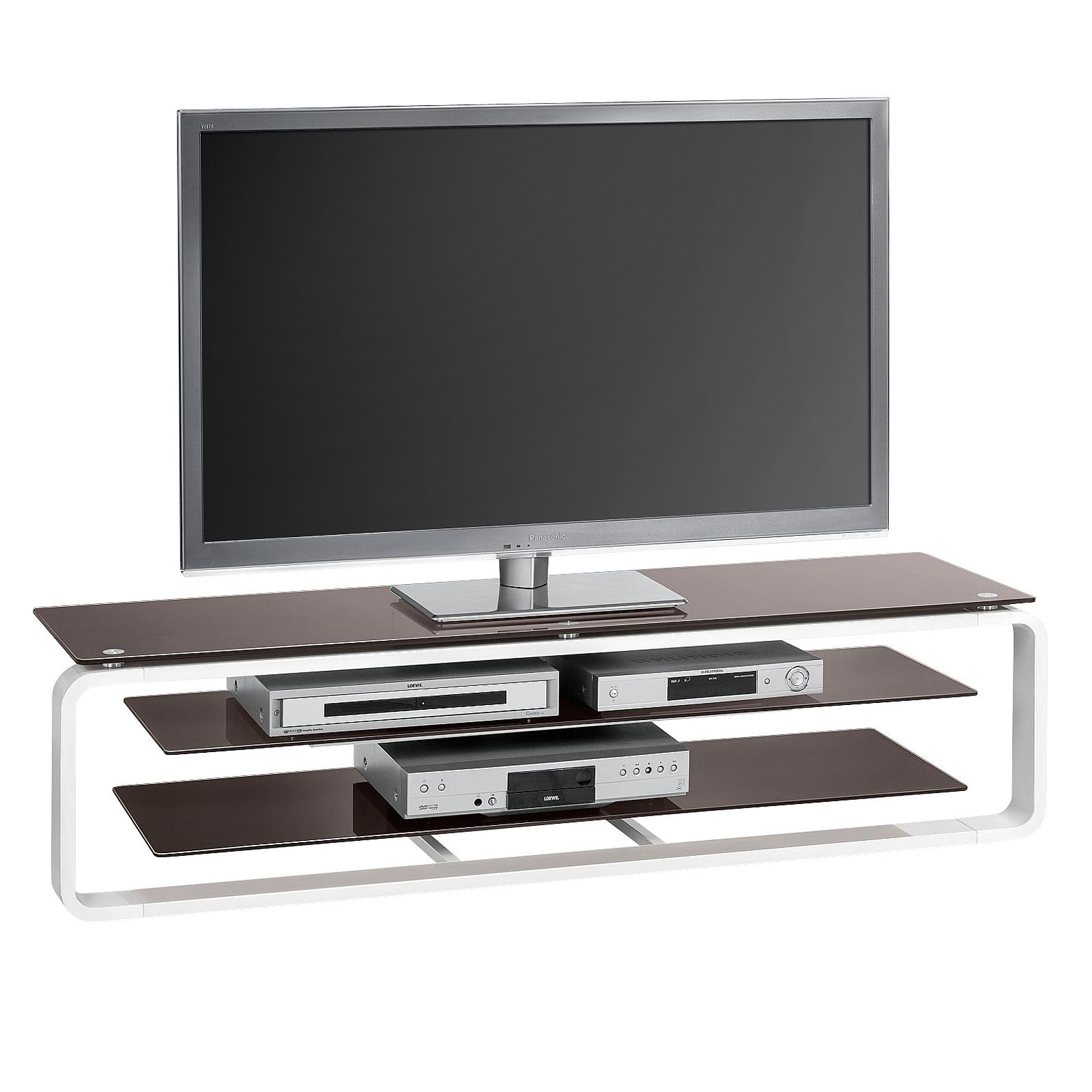 tv board maja 1262 tv rack media hifi lowboard hochglanz. Black Bedroom Furniture Sets. Home Design Ideas