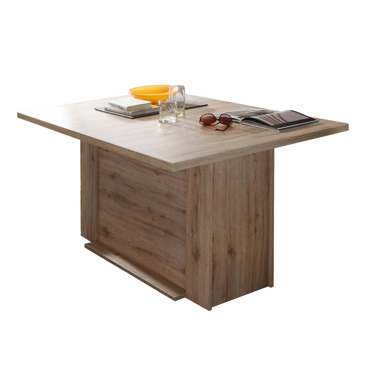esstisch porto tisch esszimmertisch san remo hell. Black Bedroom Furniture Sets. Home Design Ideas
