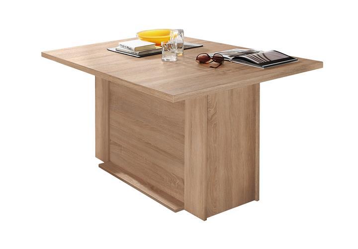 esstisch porto tisch esszimmertisch k che wildeiche eiche ausziehbar 140 300 cm ebay. Black Bedroom Furniture Sets. Home Design Ideas