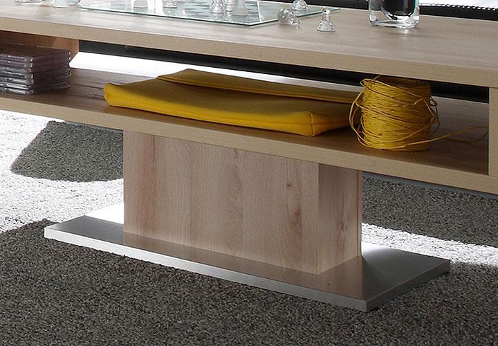 Couchtisch Sven Beistelltisch Tisch in Edelbuche und