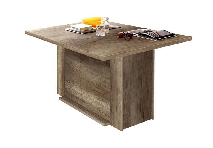 tisch esszimmertisch kueche wildeiche eiche ausziehbar 140 300 cm. Black Bedroom Furniture Sets. Home Design Ideas