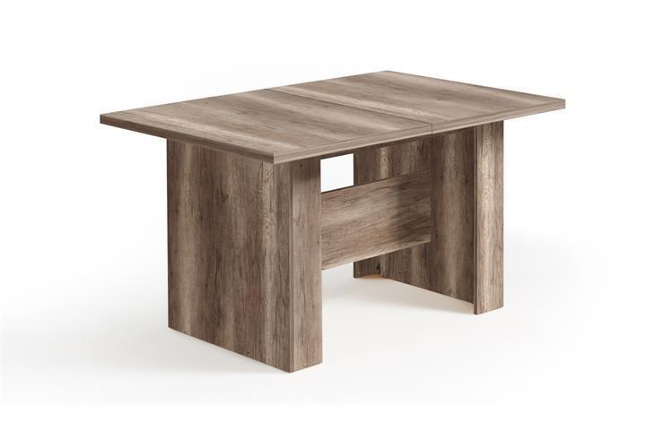 esstisch brasil esszimmer tisch kulissentisch ausziehbar 140 300 cm eiche buche ebay. Black Bedroom Furniture Sets. Home Design Ideas