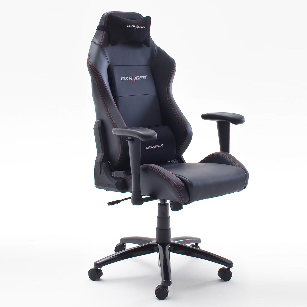 schreibtischstuhl dx racer design b rostuhl game chair verschiedene ausf hrungen ebay. Black Bedroom Furniture Sets. Home Design Ideas