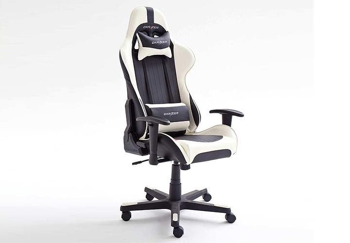 schreibtischstuhl computerstuhl dx racer design b rostuhl game chair drehsessel ebay. Black Bedroom Furniture Sets. Home Design Ideas