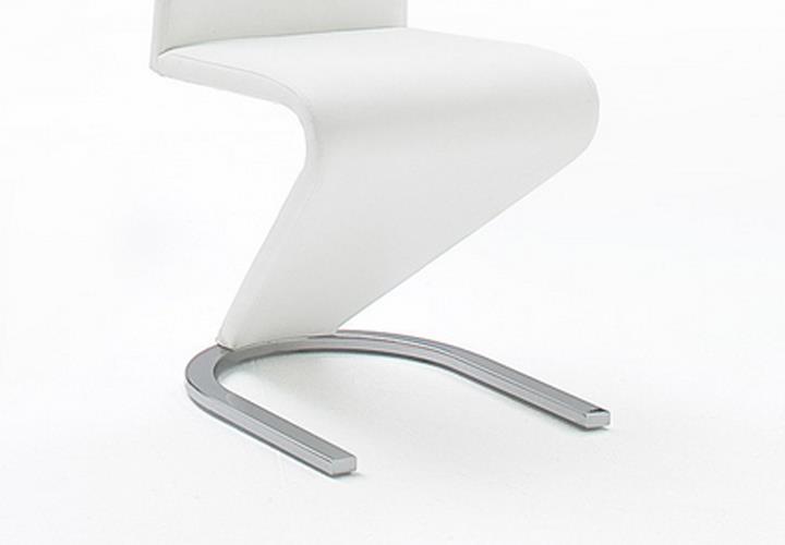 Schwingstuhl amado 2er set freischwinger esszimmer stuhl for Schwingstuhl mit armlehne esszimmer