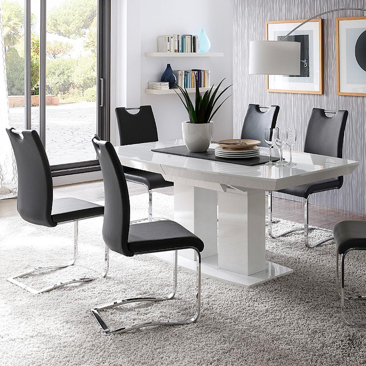 Ikea Unterschrank Küche Faktum ~ Pin Details Zu Esstisch Genua Zum Ausziehen 180 240 Cm Mit