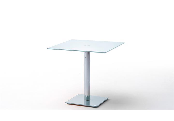 tischgruppe slash schwingstuhl stuhl tisch esstisch schwarz wei und chrom. Black Bedroom Furniture Sets. Home Design Ideas