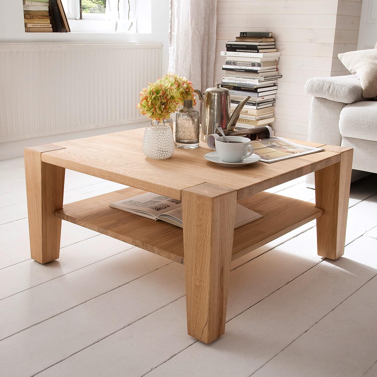 couchtisch jan beistelltisch tisch eiche bianco kernbuche. Black Bedroom Furniture Sets. Home Design Ideas