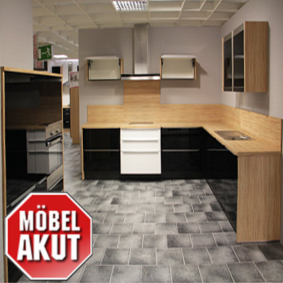nobilia einbauk che ausstellungsk che l k che inkl e ger te neu ebay. Black Bedroom Furniture Sets. Home Design Ideas