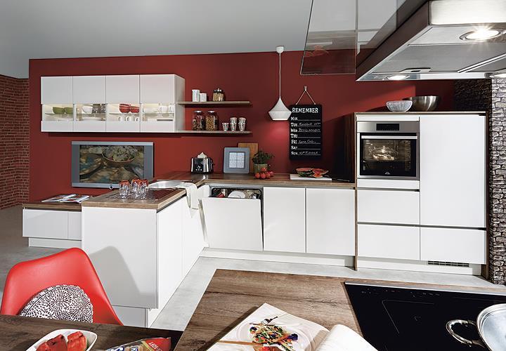 nobilia einbauk che inselk che k che inkl e ger te mit. Black Bedroom Furniture Sets. Home Design Ideas