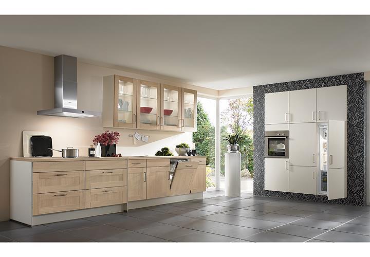 nobilia einbauk che k chenzeile k che inkl e ger te mit auswahlfarben 583 ebay. Black Bedroom Furniture Sets. Home Design Ideas