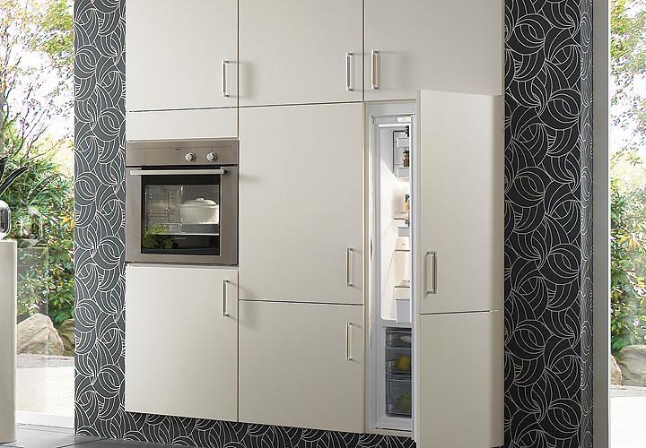 Nobilia Einbauküche Küchenzeile Küche inkl. E-Geräte mit ...