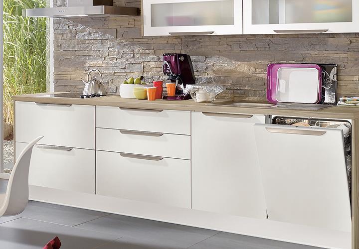 nobilia einbauk che k chenzeile k che inkl e ger te mit auswahlfarben 575 eur. Black Bedroom Furniture Sets. Home Design Ideas