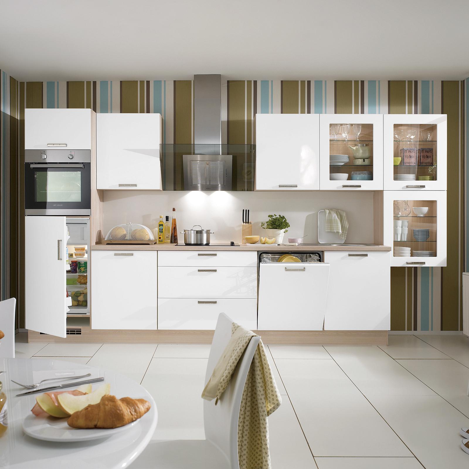 Küche Inkl E Geräte : nobilia einbauk che k chenzeile k che inkl e ger te mit auswahlfarben 375 ebay ~ Bigdaddyawards.com Haus und Dekorationen
