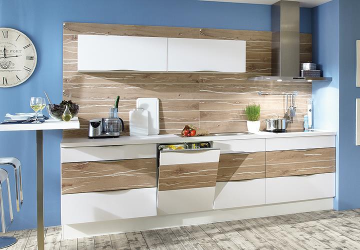 Nobilia Küchenzeile Gebraucht ~ nobilia einbauküche küchenzeile küche inkl e geräte mit auswahlfarben 801 ebay