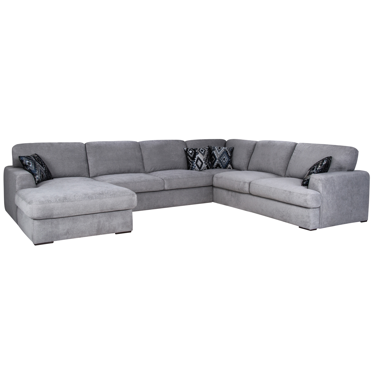 wohnlandschaft magadan grau 362x250 polstersofa sofa mit bettfunktion ebay. Black Bedroom Furniture Sets. Home Design Ideas