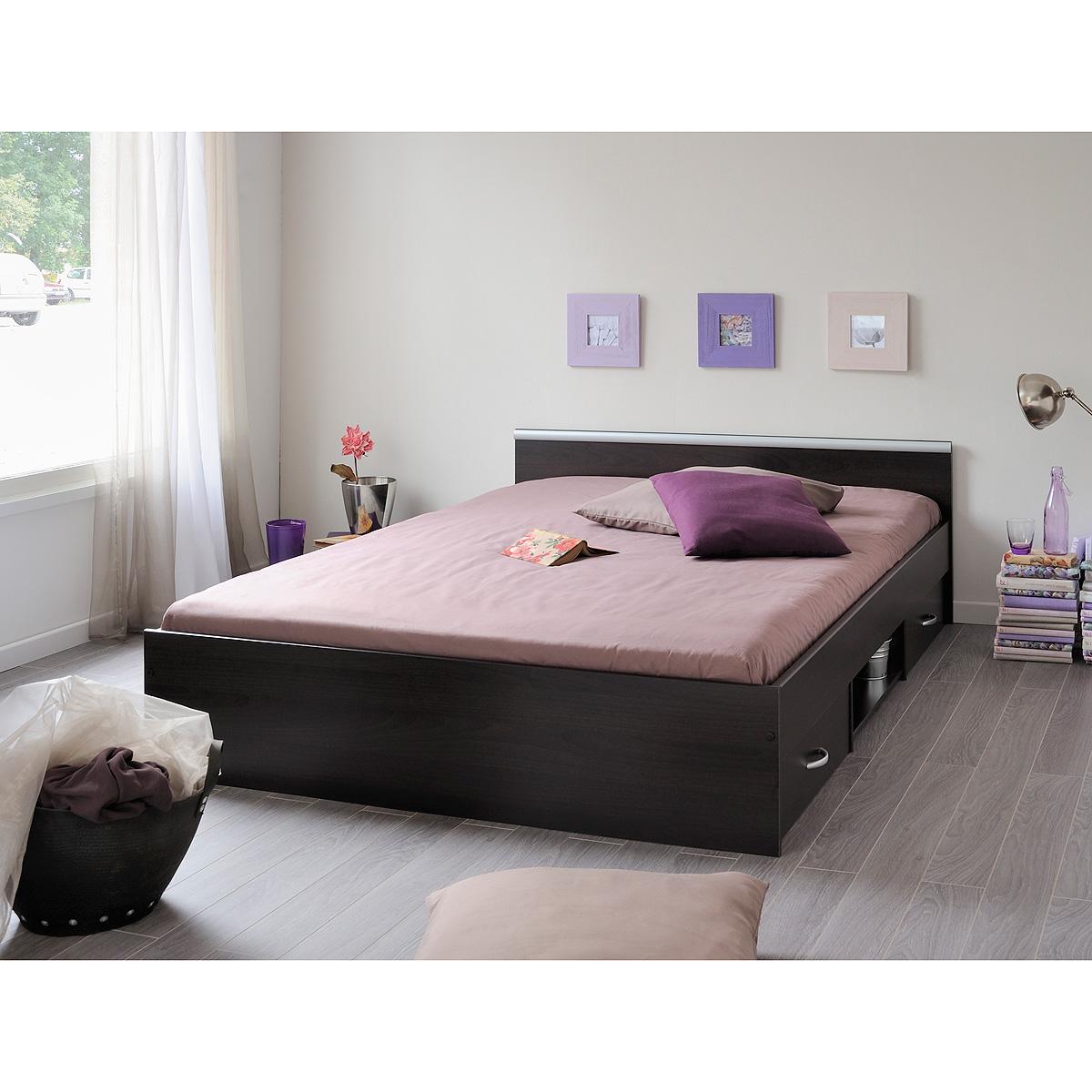 bett mega stauraumbett schlafzimmerbett kinderzimmerbett buche wei grau braun ebay. Black Bedroom Furniture Sets. Home Design Ideas