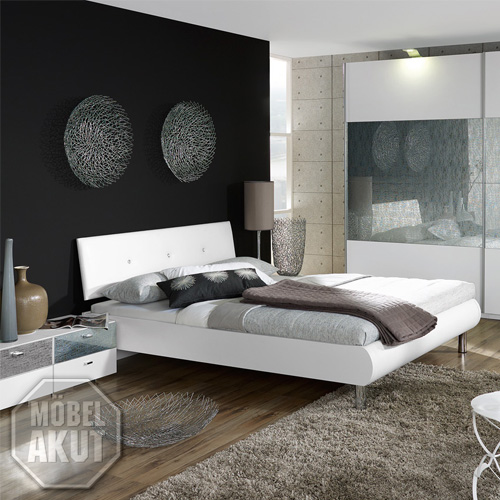 holzbett massivholzbett doppelbett massiv l rche bett village 180x200 weiss neu ebay. Black Bedroom Furniture Sets. Home Design Ideas