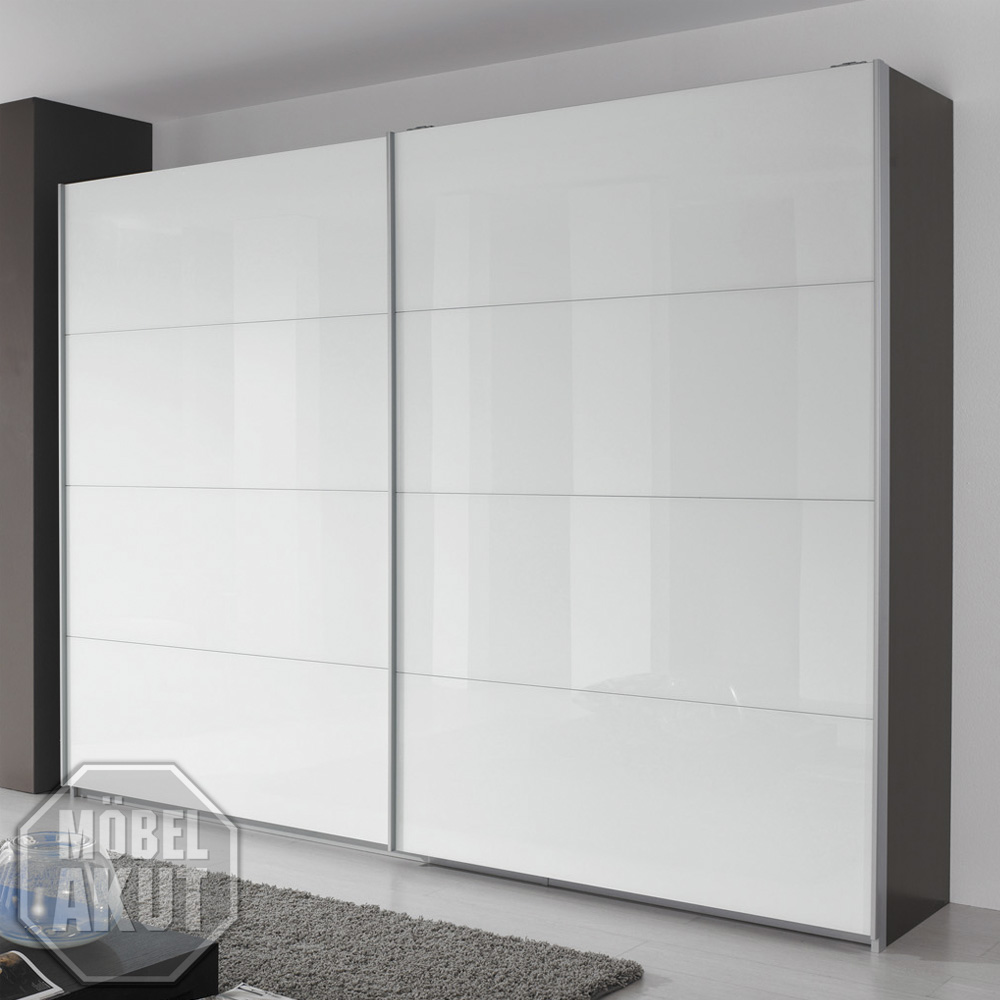 schwebet renschrank quadra kleiderschrank in wei wenge neu b 271. Black Bedroom Furniture Sets. Home Design Ideas