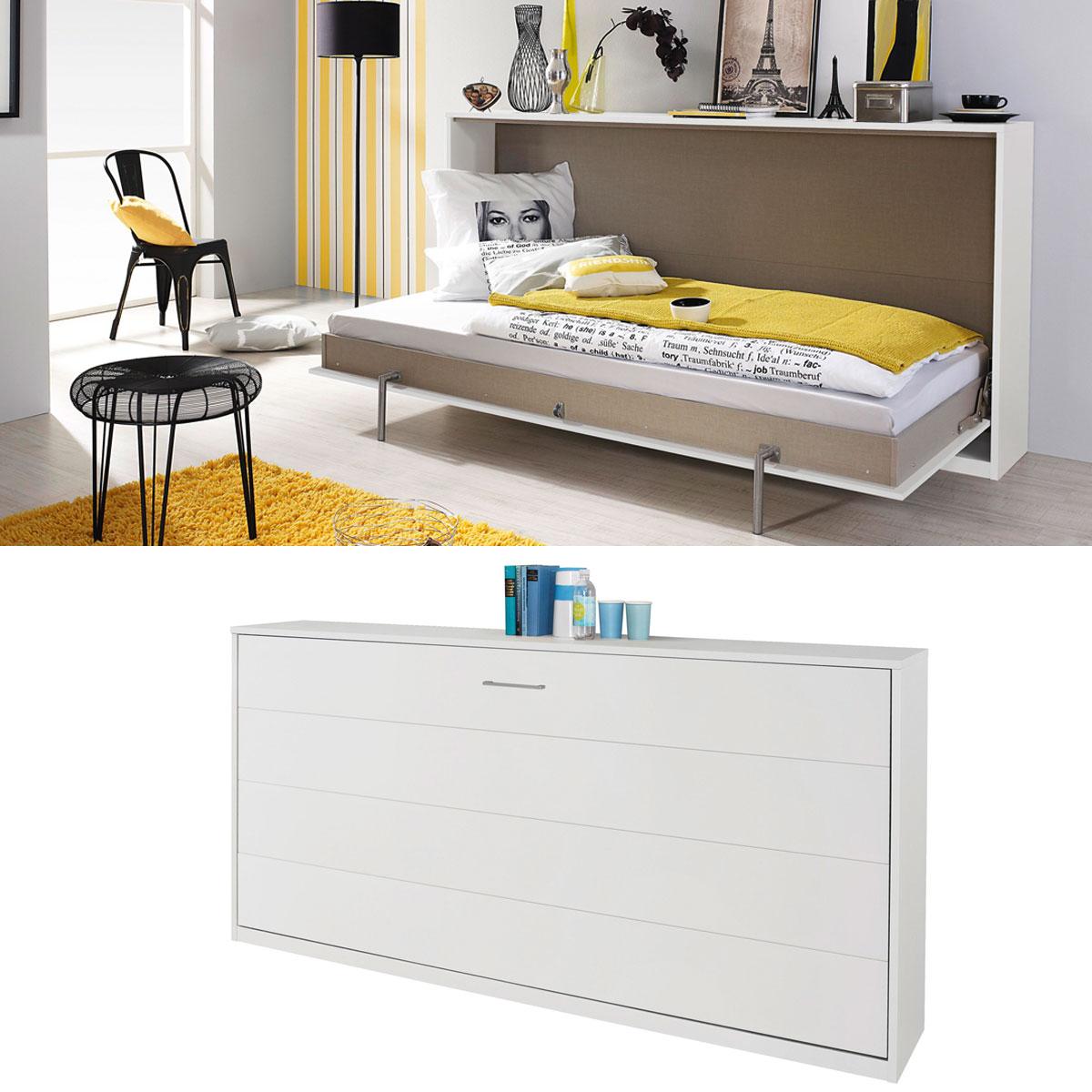 schrankbett albero 90x200cm 7 designs funktionsbett. Black Bedroom Furniture Sets. Home Design Ideas