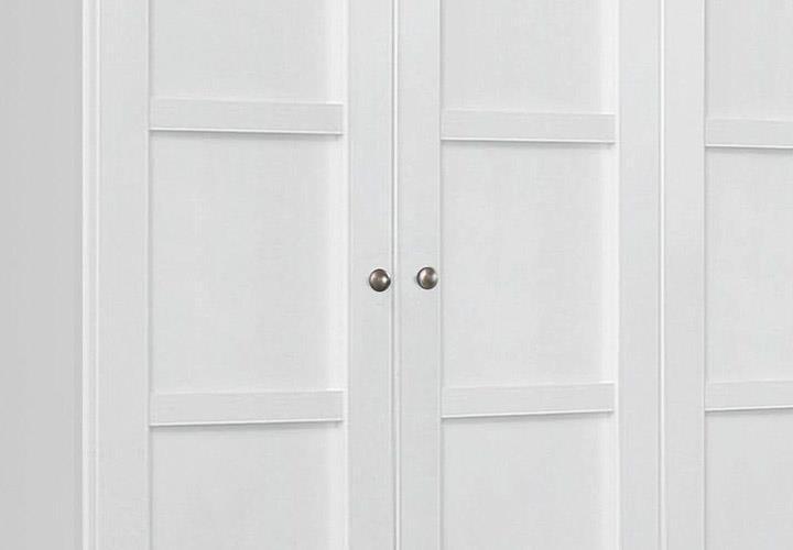 kleiderschrank marit schrank schlafzimmer wei mit 4 t ren breite 181 cm eur 459 95 picclick de. Black Bedroom Furniture Sets. Home Design Ideas