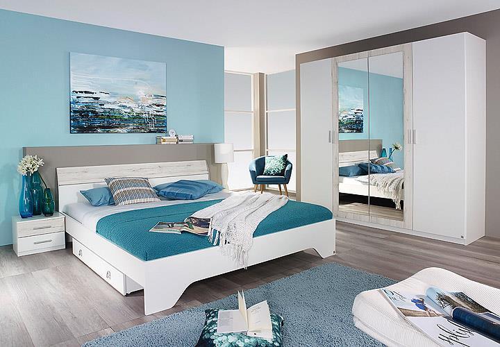 Abisuk.com | 20941212207102_schlafzimmer Set Landhausstil Weis ... Schlafzimmer Set Landhausstil