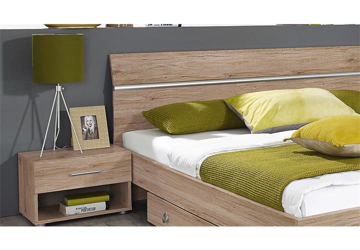 Schlafzimmer Fellbach Schlafzimmerset Bett Schrank Nako San Remo ...