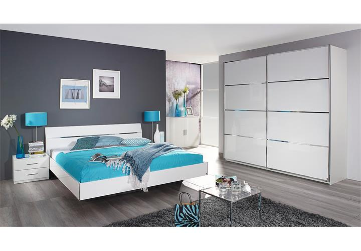 bettanlage starnberg bett nachtkommode schlafzimmerset. Black Bedroom Furniture Sets. Home Design Ideas