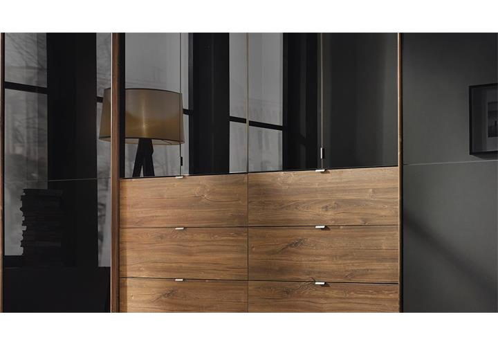 kleiderschrank baylando schrank in eiche stirling und. Black Bedroom Furniture Sets. Home Design Ideas
