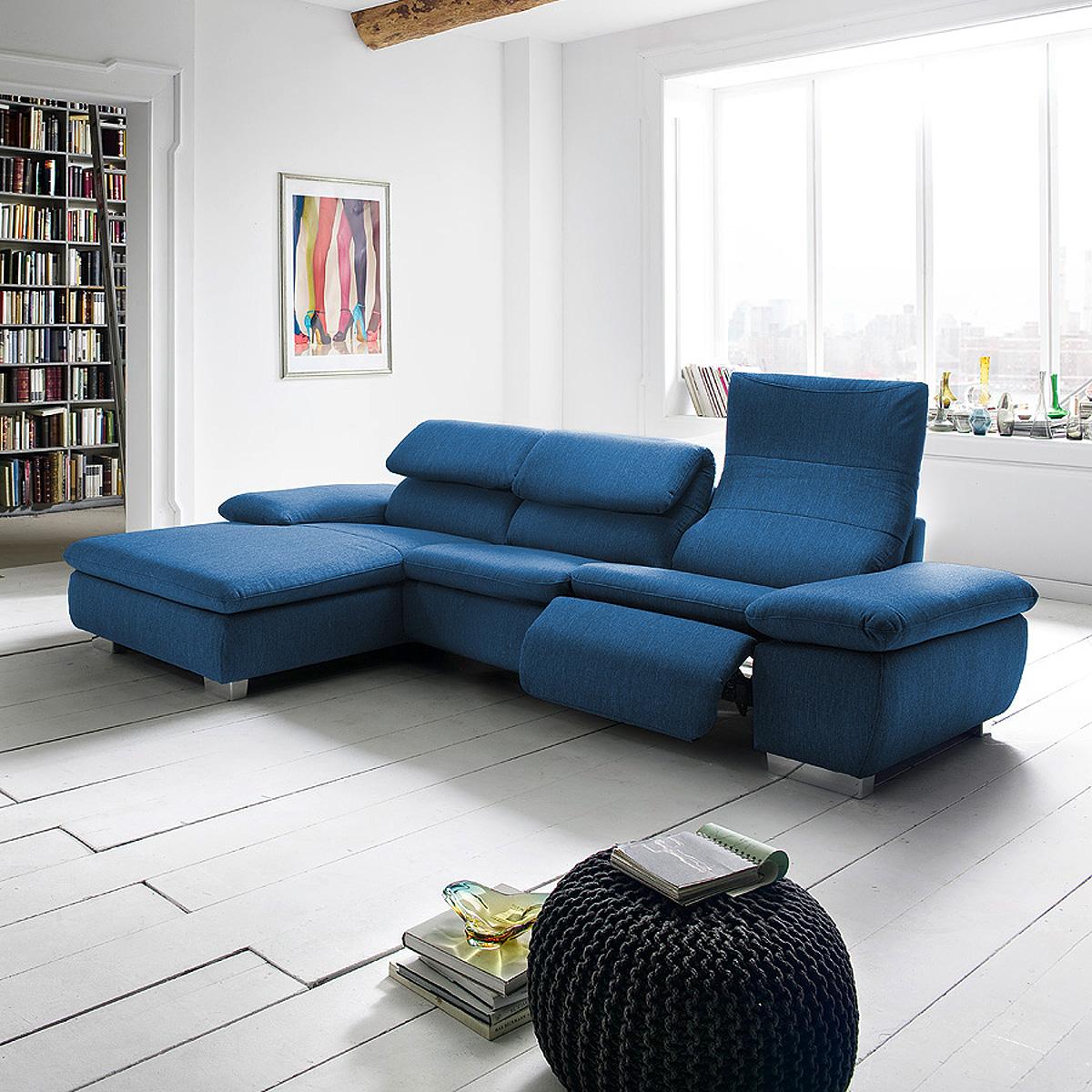 ecksofa texas wohnlandschaft sofa polstersofa grau oder. Black Bedroom Furniture Sets. Home Design Ideas