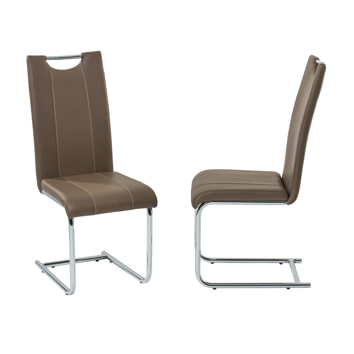 schwingstuhl 4er set sabine stuhl esszimmerstuhl in. Black Bedroom Furniture Sets. Home Design Ideas