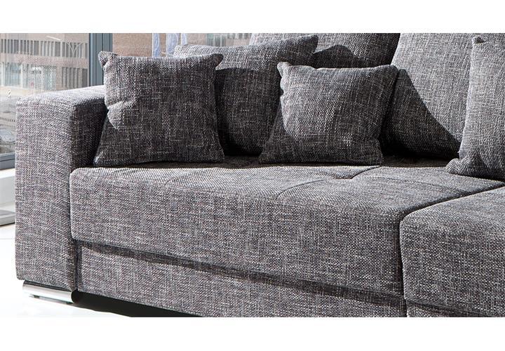 Bigsofa adria big sofa wohnzimmer xxl couch for Wohnzimmer couch xxl