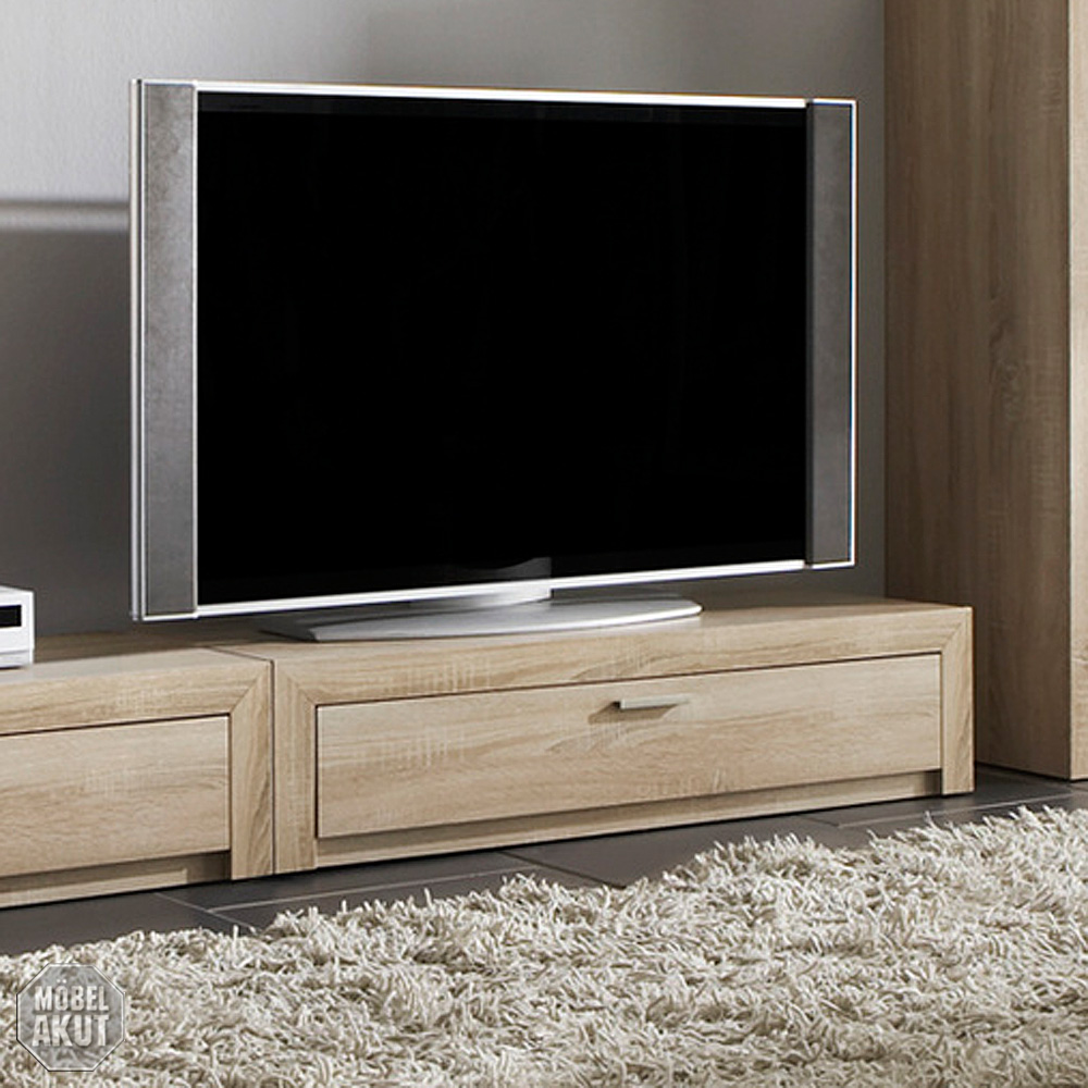 lowboard montreal tv board hifi wohnzimmer unterschrank in. Black Bedroom Furniture Sets. Home Design Ideas