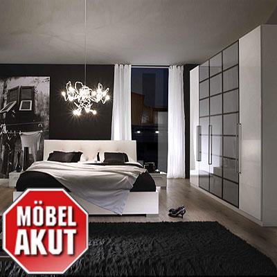 schlafzimmer set nino wei echt hochglanz lackiert. Black Bedroom Furniture Sets. Home Design Ideas