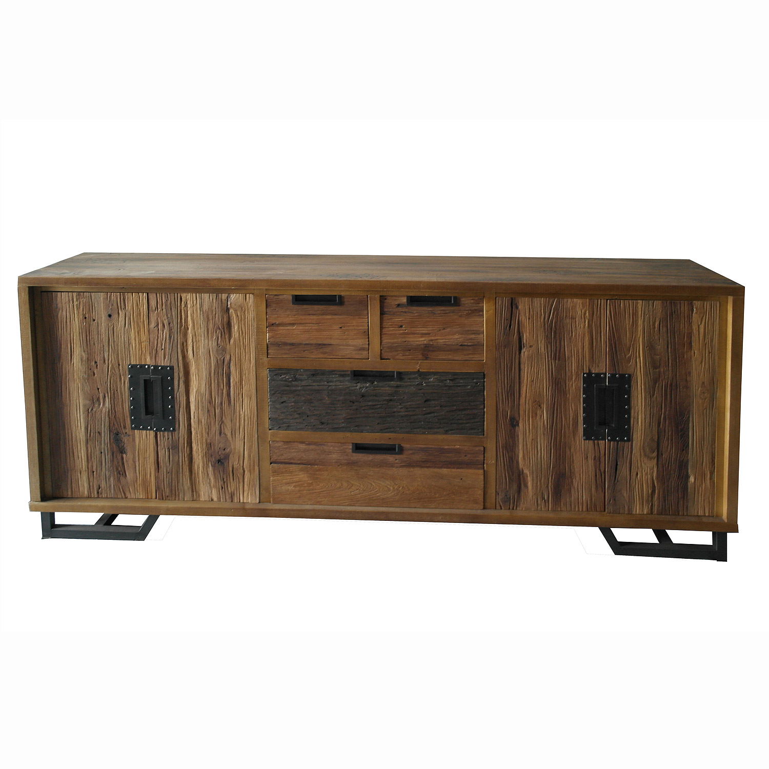 sideboard thalysa anrichte kommode albesia holz recyceltes. Black Bedroom Furniture Sets. Home Design Ideas