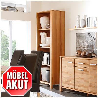 regal malibu in kernbuche massiv ge lt neu ovp ebay. Black Bedroom Furniture Sets. Home Design Ideas
