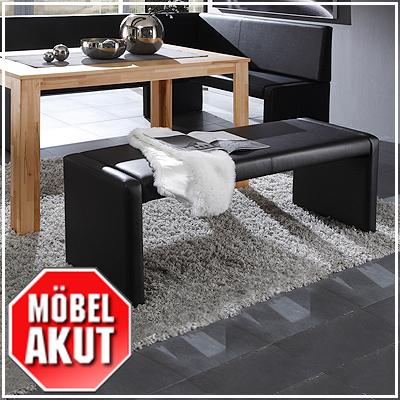 sitzbank berlin schwarz grau braun o beige neu ebay. Black Bedroom Furniture Sets. Home Design Ideas
