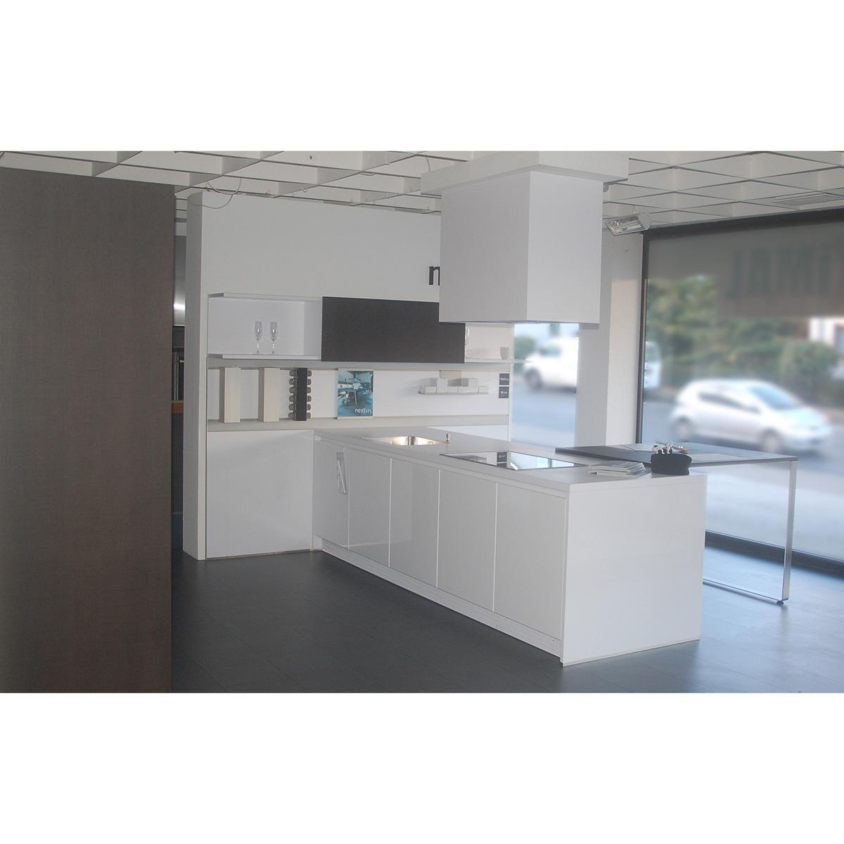 küche weiß hochglanz ohne griffe ~ Logisting.com = Elegante Interior ...