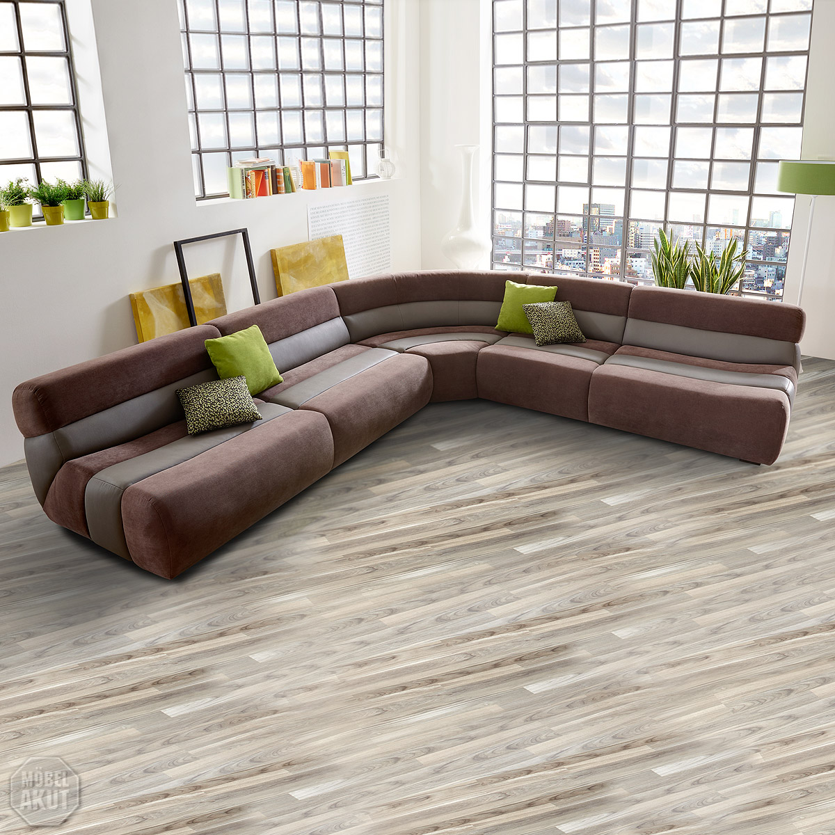 eckgarnitur scout ecksofa sofa wohnlandschaft polsterm bel. Black Bedroom Furniture Sets. Home Design Ideas