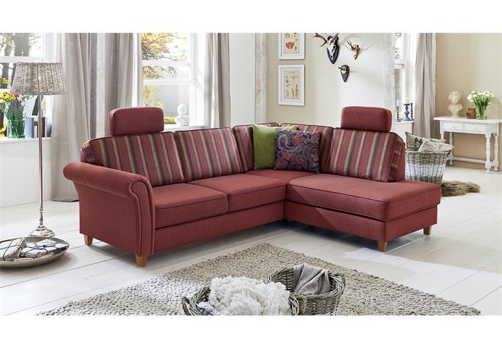 ecksofa baltrum sofa wohnlandschaft polsterm bel bordeaux. Black Bedroom Furniture Sets. Home Design Ideas