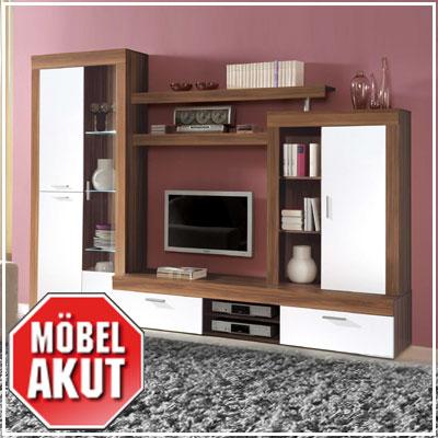 design : wohnzimmer weiß nussbaum ~ inspirierende bilder von, Deko ideen
