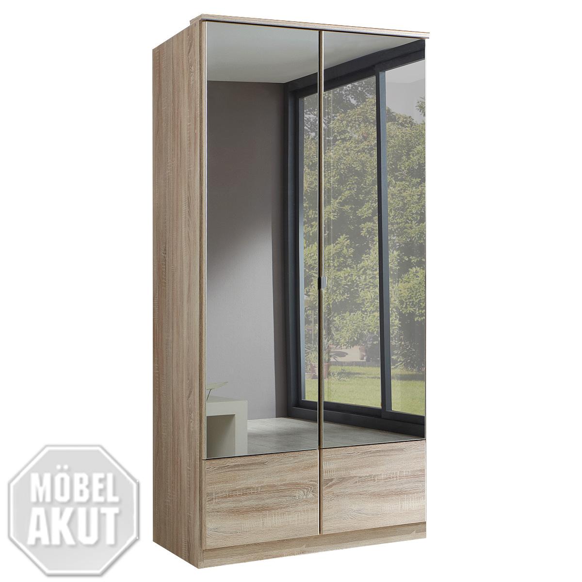 kleiderschrank imago schrank farbwahl wei sonoma eiche s gerau nussbaum ebay. Black Bedroom Furniture Sets. Home Design Ideas