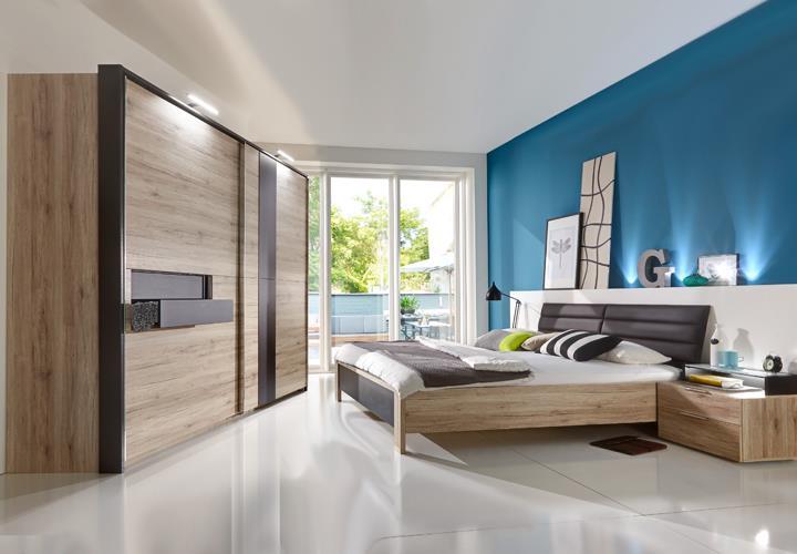 schlafzimmer schwebeturenschrank: schlafzimmer : sehr kleine s, Hause deko