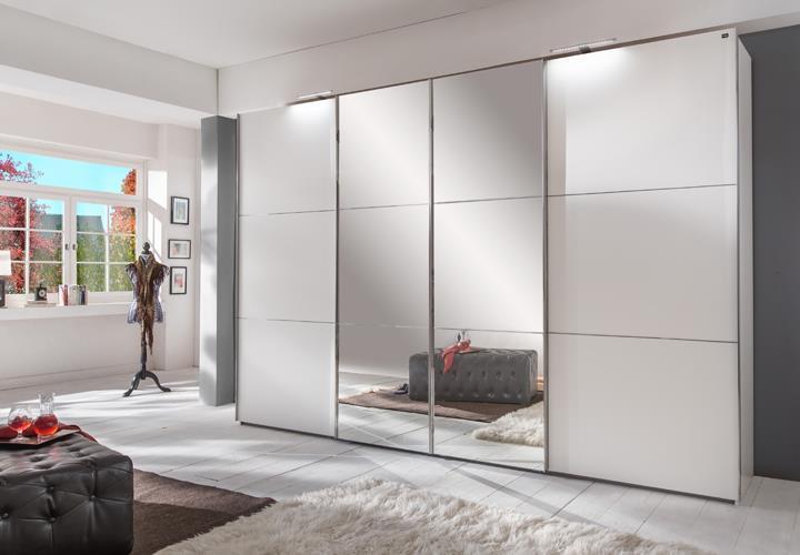 kleiderschrank 350 cm bestseller shop f r m bel und einrichtungen. Black Bedroom Furniture Sets. Home Design Ideas