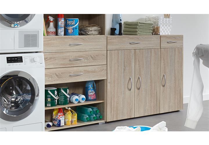 waschzimmer multi room waschk che regalsystem. Black Bedroom Furniture Sets. Home Design Ideas