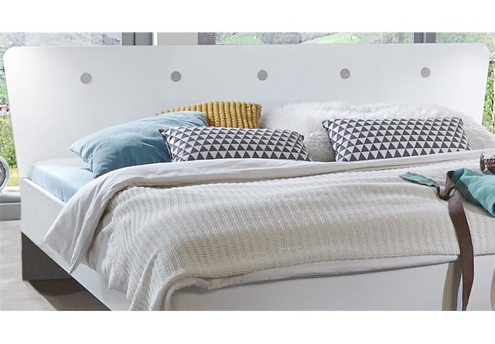 futonbett bergen bett bettgestell schlafzimmer alpinwei eiche s gerau 140x200 ebay. Black Bedroom Furniture Sets. Home Design Ideas