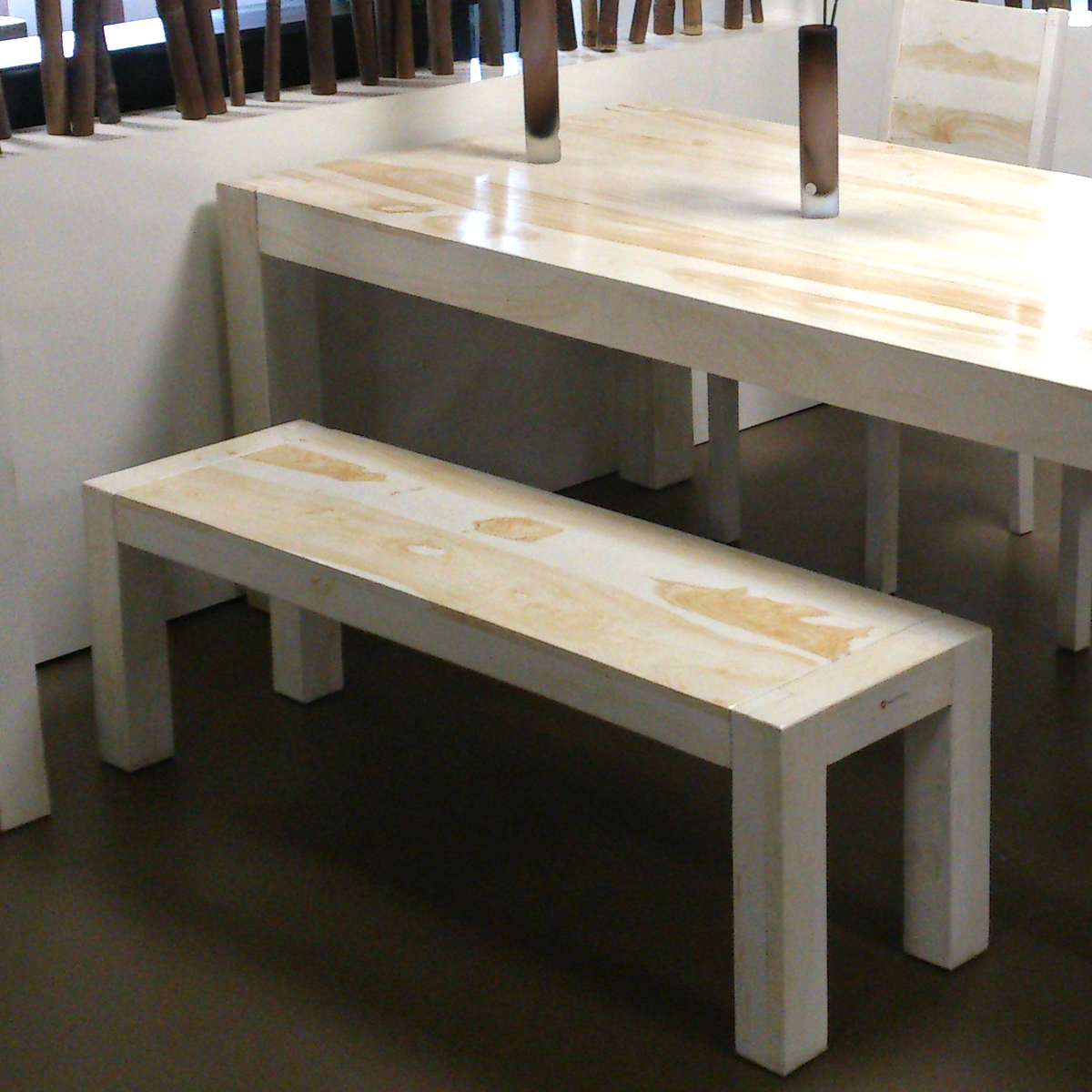 Entzückend Yoga Möbel Das Beste Von Bank-yoga-6536-sheesham-massivholz-farbe-marble-140cm-