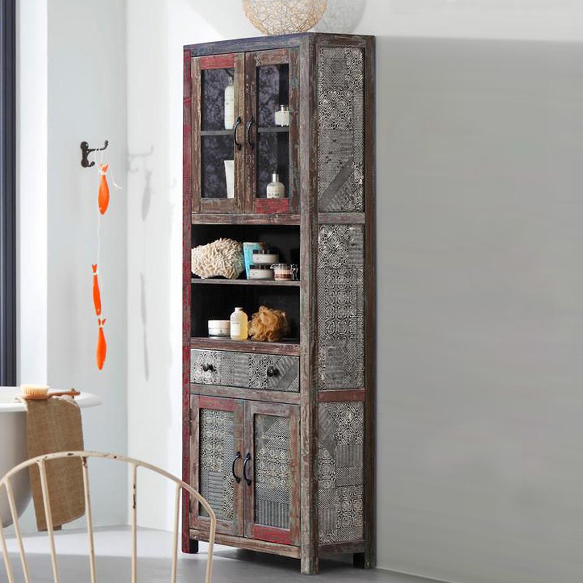 bad hochschrank goa red 3553 hi 4 t ren von wolf m bel. Black Bedroom Furniture Sets. Home Design Ideas
