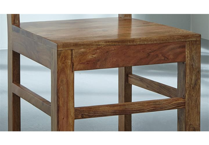 2er set stuhl vision 2831 von wolf m bel holzst hle in akazie in der farbe acana ebay. Black Bedroom Furniture Sets. Home Design Ideas